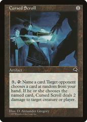 Cursed Scroll Magic Tempest Prices