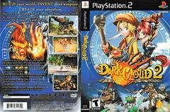 Artwork - Back, Front | Dark Cloud 2 Playstation 2