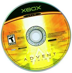 Disc | Advent Rising Xbox
