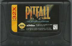 Pitfall: Mayan Adventure - Cartridge | Pitfall Mayan Adventure Sega 32X