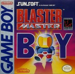 Blaster Master Boy - Front | Blaster Master Boy GameBoy