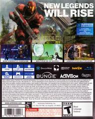 Back Cover | Destiny 2 Playstation 4