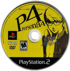 Game Disc | Persona 4 Playstation 2