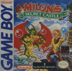 Milon's Secret Castle GameBoy Prices