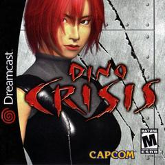 Front Cover | Dino Crisis Sega Dreamcast