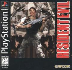 Front Cover   Resident Evil Playstation