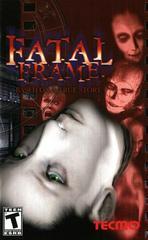 Manual   Fatal Frame Playstation 2