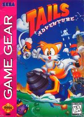 Front Cover | Tails' Adventure Sega Game Gear