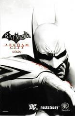 Catalog - Front   Batman: Arkham City Xbox 360