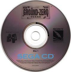 Ground Zero Texas - Disc 1 | Ground Zero Texas Sega CD