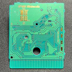 Circuit Board - Back | Metal Gear Solid GameBoy Color