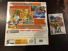 Back Of Box And Game | Active Life: Extreme Challenge Wii