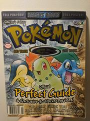 Pokemon Gold & Silver Perfect Guide [Collector's Edition] Strategy Guide Prices