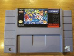 Front Of Cart | Pocky and Rocky 2 Super Nintendo