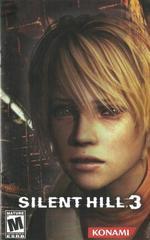 Manual   Silent Hill 3 Playstation 2