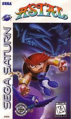 Astal - Front / Manual | Astal Sega Saturn