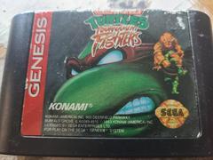 Cartridge (Front)   Teenage Mutant Ninja Turtles Tournament Fighters Sega Genesis