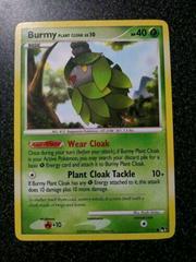 Burmy Plant Cloak Pokemon POP Series 7 Prices