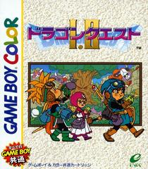 Dragon Quest I & II JP GameBoy Color Prices