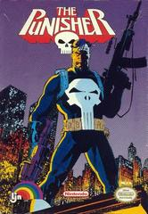 Front Cover | The Punisher NES