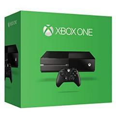 Box Art | Xbox One 500 GB Black Console Xbox One