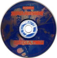 Road Avenger - Disc | Road Avenger Sega CD