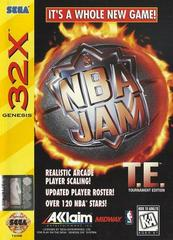 NBA Jam Tournament Edition - Front | NBA Jam Tournament Edition Sega 32X