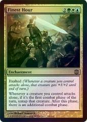 Finest Hour [Foil] Magic Alara Reborn Prices