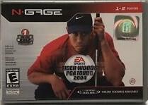 Tiger Woods PGA Tour 2004 N-Gage Prices