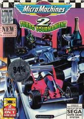 Micro Machines 2 Turbo Tournament PAL Sega Game Gear Prices