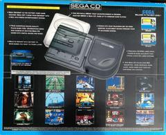 Back Cover   Sega CD Model 2 Console Sega CD
