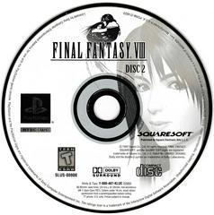 Game Disc 2 | Final Fantasy VIII Playstation