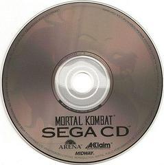 Mortal Kombat - Disc   Mortal Kombat Sega CD