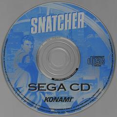 CD Art | Snatcher Sega CD