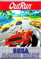 Out Run PAL Sega Game Gear Prices