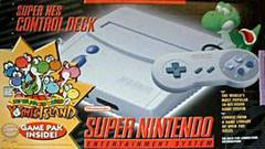 Box Art | Super Nintendo System Jr. Super Nintendo