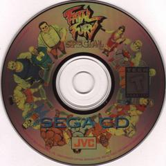 Fatal Fury Special  - Disc | Fatal Fury Special Sega CD