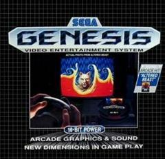 Front Cover | Sega Genesis Console Sega Genesis