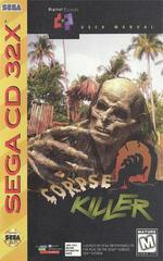 Corpse Killer - Manual | Corpse Killer Sega 32X