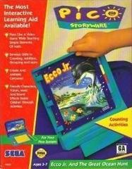 Ecco Jr and the Great Ocean Hunt Sega Pico Prices