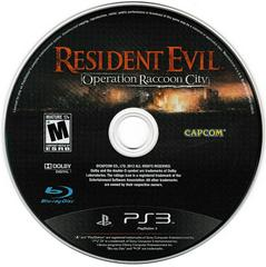 Game Disc | Resident Evil: Operation Raccoon City Playstation 3