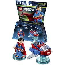 Superman | DC Comics - Superman [Fun Pack] Lego Dimensions