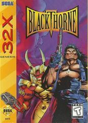 Blackthorne - Front | Blackthorne Sega 32X