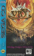 Vay - Front / Manual | Vay Sega CD