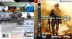 Slip Cover Scan By Canadian Brick Cafe   Call of Duty Modern Warfare 2 Playstation 3
