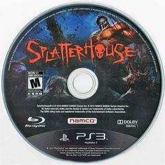 Game Disc | Splatterhouse Playstation 3
