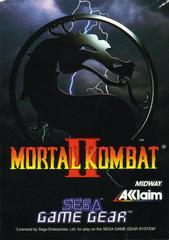 Mortal Kombat II PAL Sega Game Gear Prices