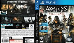Artwork - Back, Front | Assassin's Creed Syndicate Playstation 4