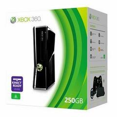 Box Art | Xbox 360 Slim Console 250GB Xbox 360