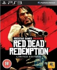 Red Dead Redemption [Limited Edition] PAL Playstation 3 Prices